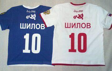 печать на спортивных футболках Краснодар, Сочи, Майкоп